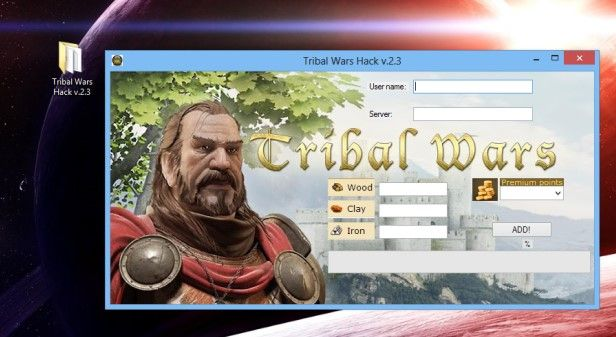 Znalezione obrazy dla zapytania: tribal wars hack