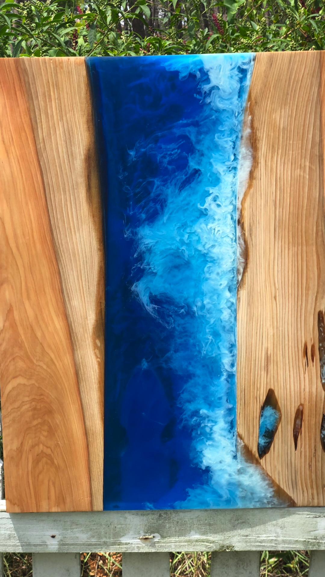 Photo of Resin Ocean Art Tutorial (FULL VIDEO)