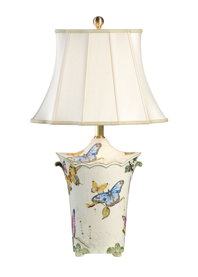 Chelsea House Butterfly Urn Lamp 68828 Chelsea House Lamp House Lamp