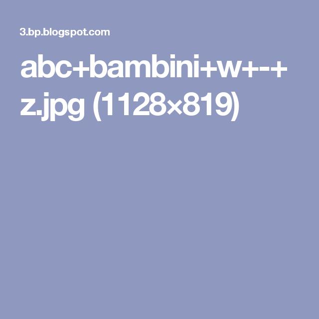 abc+bambini+w+-+z.jpg (1128×819)