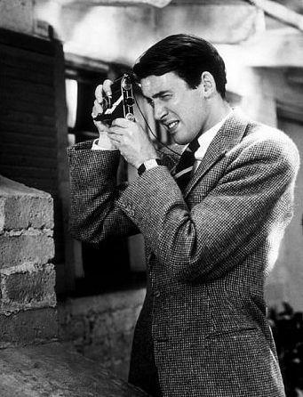 Jimmy Stewart, 1936.