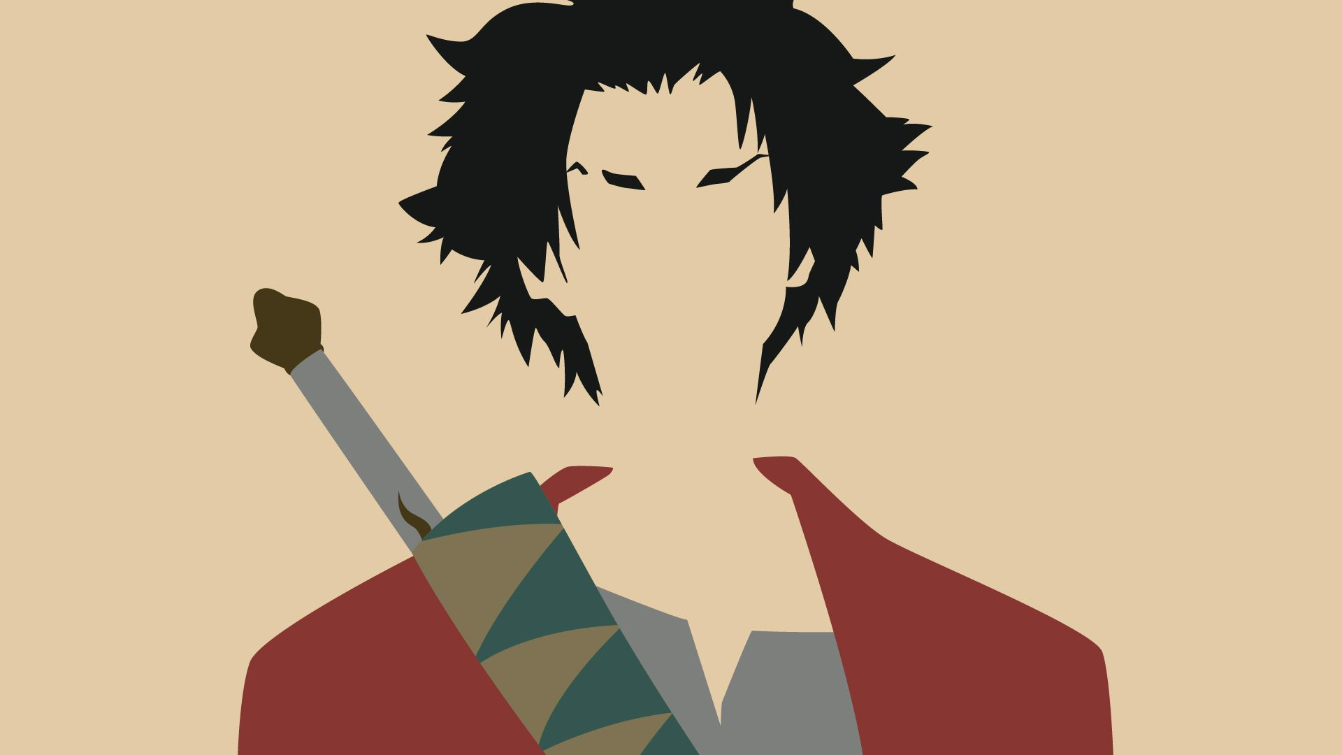 Samurai Champloo Mugen Was My Favorite Character Throughout The Whole Journey 3