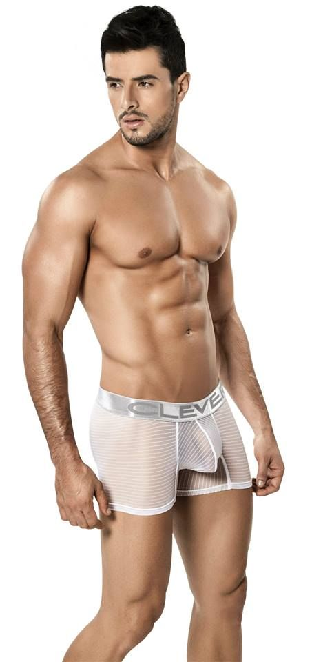 Boxer desire clver gamme permanente 100 transparente - Ropa interior hombre transparente ...