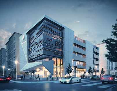 Pin by 黄 大仙 on Architecture | Hospital Architecture ...