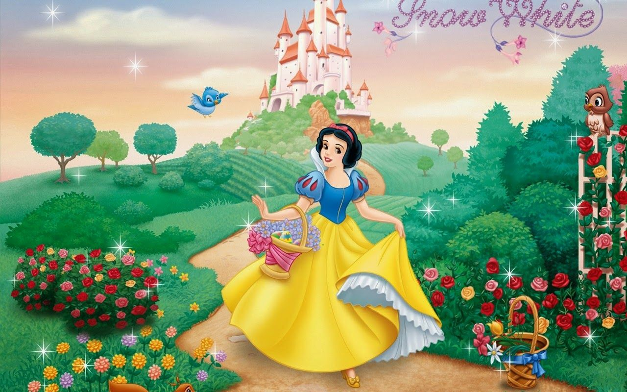 Disney Princess Snow White Hd Wallpapers With Images Snow