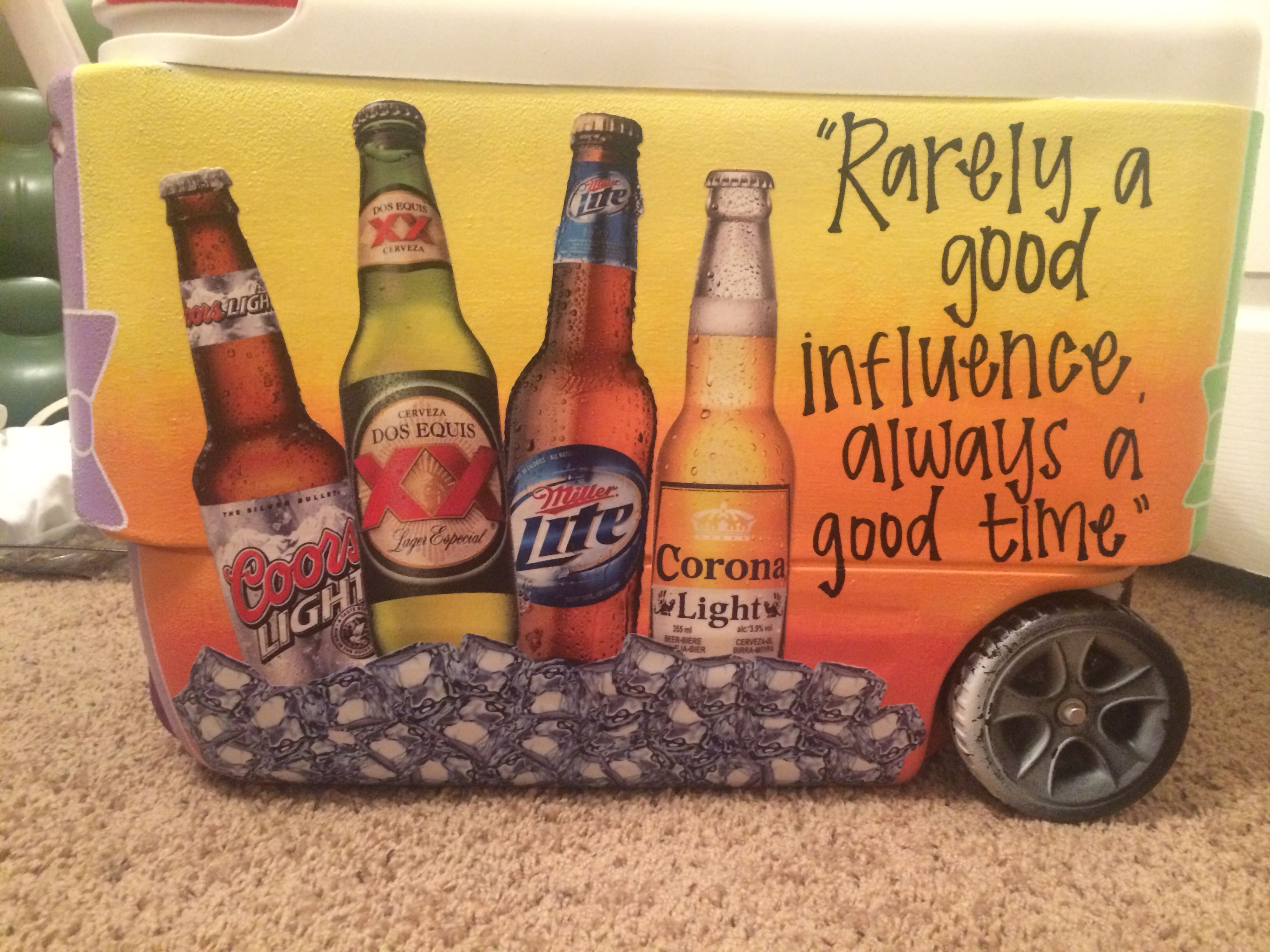 Beer Cooler Coffee Table 17 Best Ideas About Beer Cooler On Pinterest Wooden Spool Tables