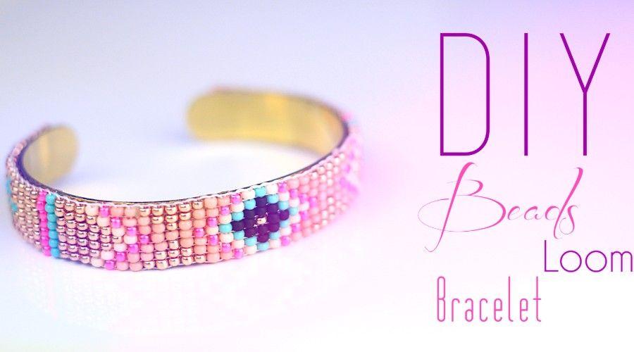diy | do it yourself |isnata: diy - tutoriel : bracelet en
