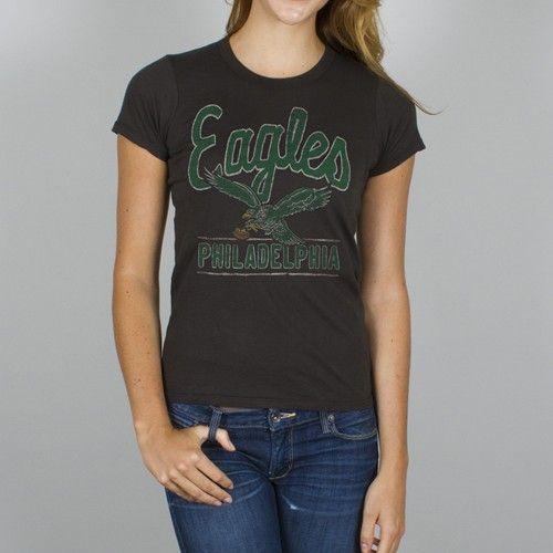 15bcaeff0  Philadelphia Jackman Eagles Women s Kickoff Tee. Click to order! -  29.99   Eagles