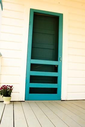 Spring Is Coming And The Porch Must Get Readyu2026How To Install Screen Doors  (directions)