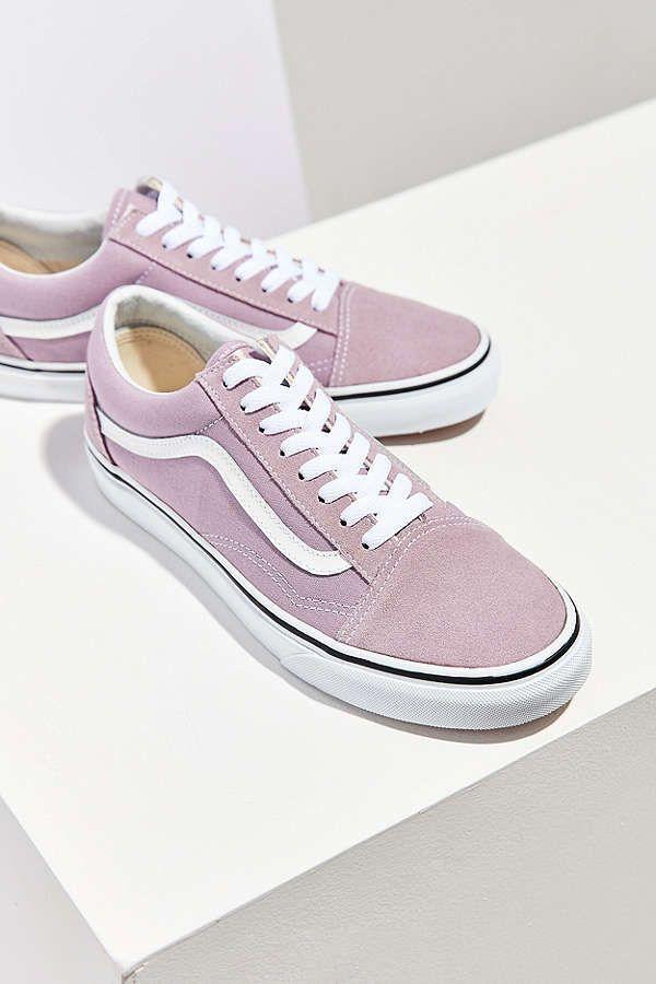 73ba75ce20 Vans Lilac Old Skool Sneaker