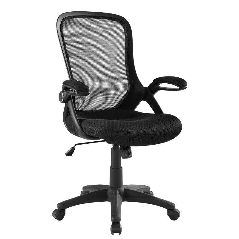 Assert mesh office chair black black office chair
