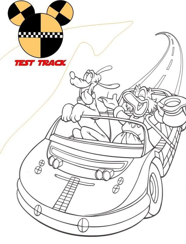 Kids Disney Activity Book Updated 4 25 Epcot Around The World Pgs Added The Dis Discussion Foru Disney Coloring Pages Coloring Pages Disney Activities