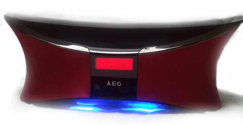 AEG BSS 4803 #Review #Smartphone #Bluetooth #Sound #Music