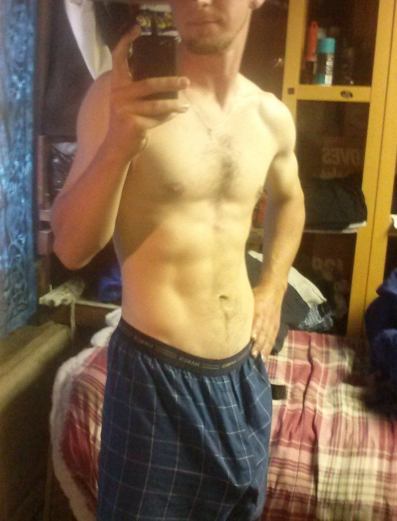 Boner in boxers pics
