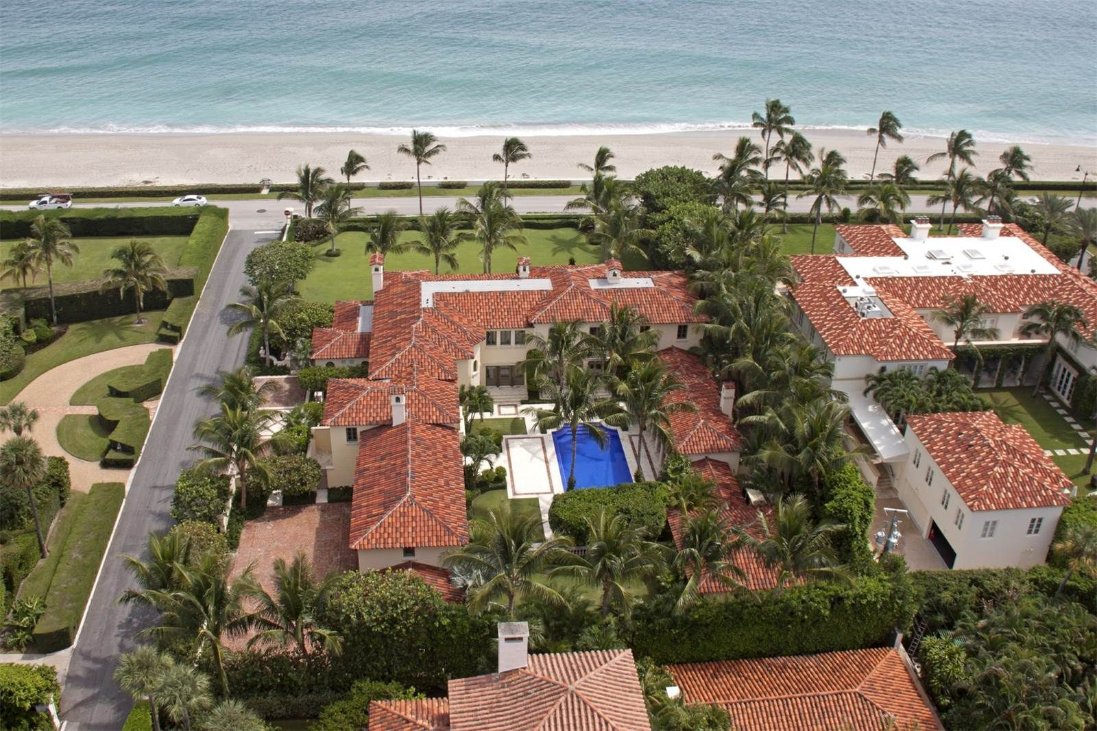 Property Of Oceanfront Mizner Villa Tranquilla Palm Beach Florida Florida Real Estate Mansions Palm Beach Florida