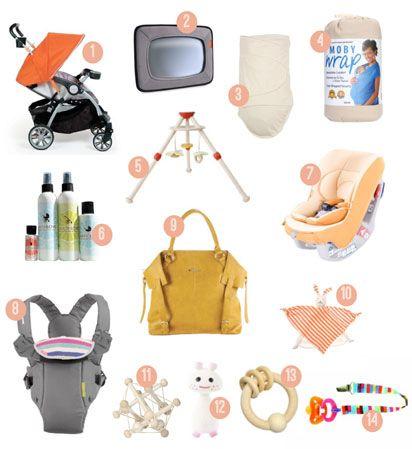 baby-gear-essentials Design For MiniKind! Pinterest Baby - baby registry checklists
