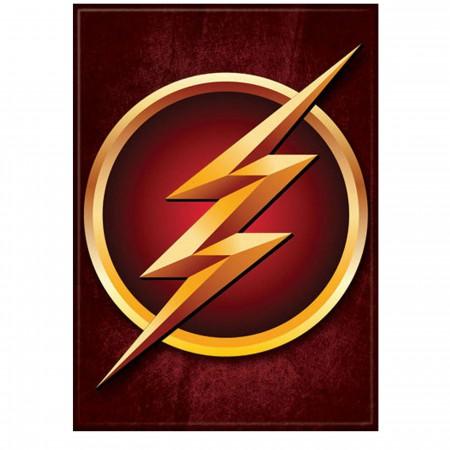 Flash Tv Series Symbol Magnet Flash Logo Flash Tv Series The Flash