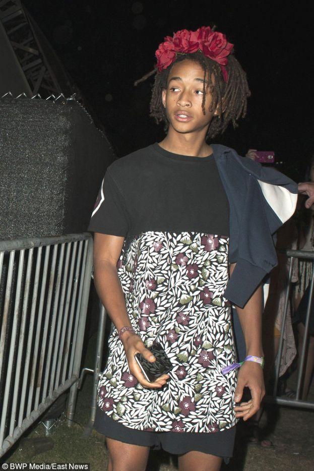 6c6dcea865097 Jaden Smith został twarzą KOBIECEJ kolekcji Louis Vuitton!