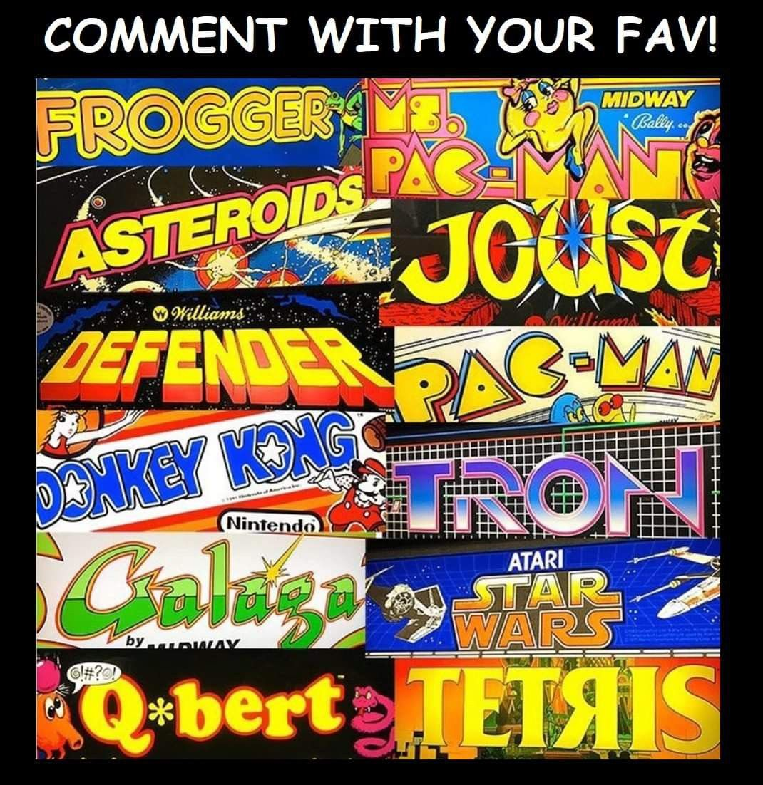 Pin by JAY DRIGUEZ on gaming Retro arcade games, Arcade