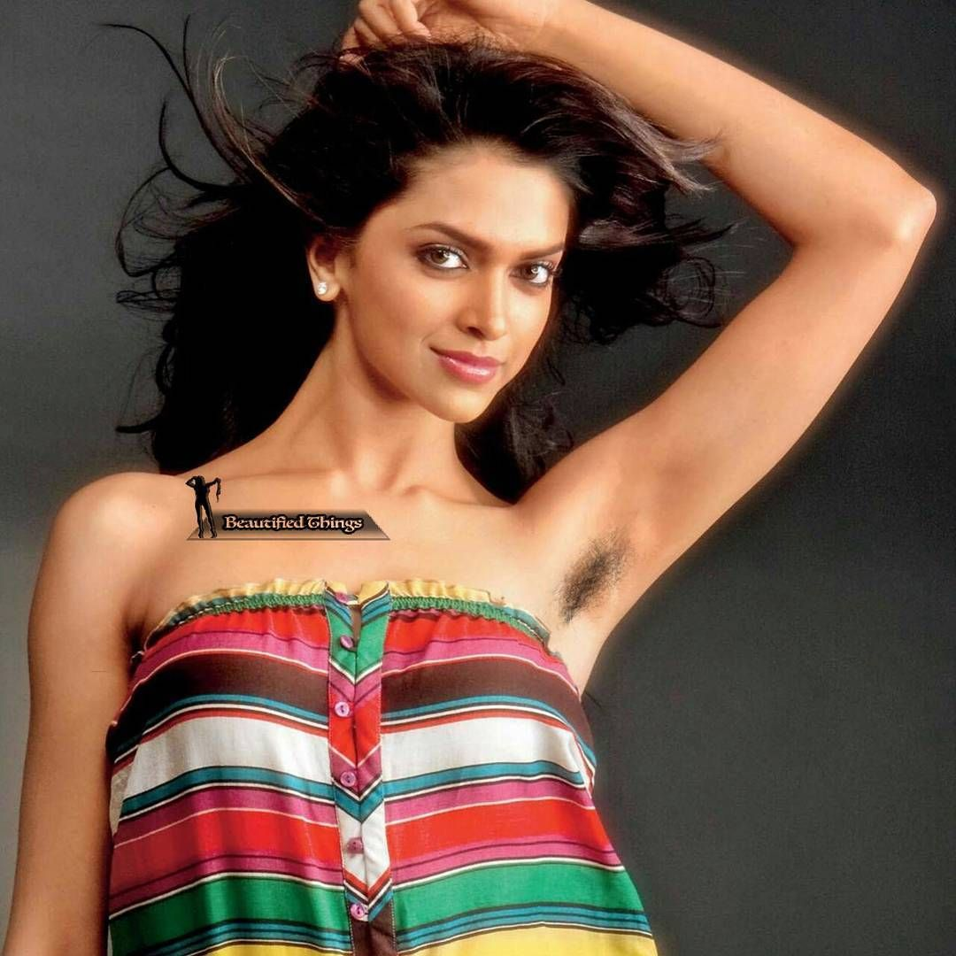 Indian actress hairy armpit