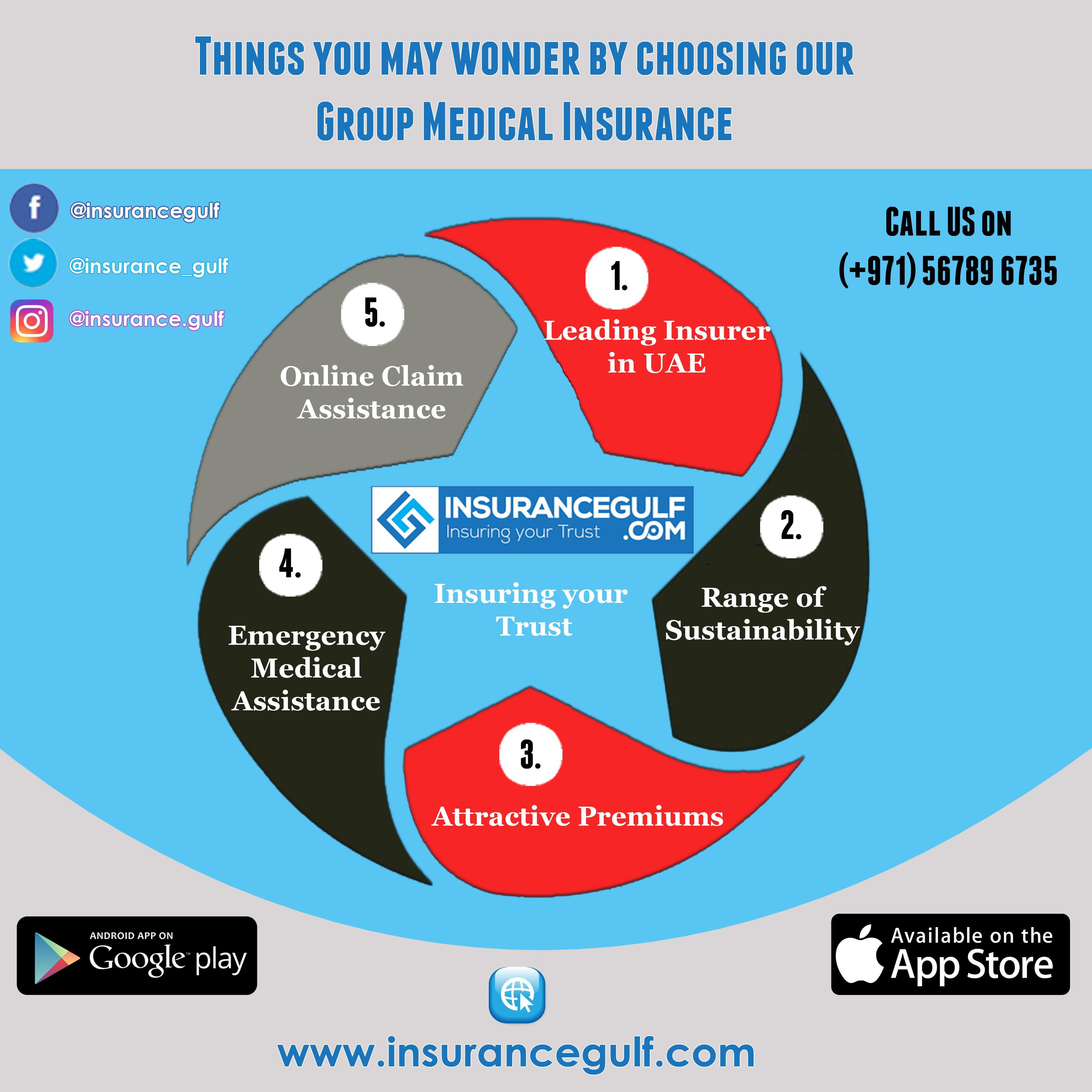 Insurance Companies in Dubai (With images) Medical