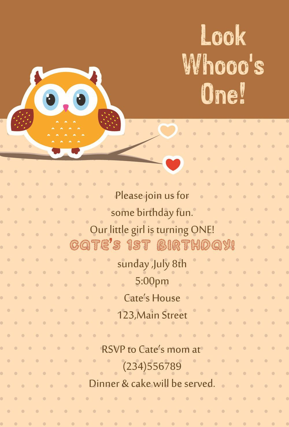 EventInvitationCardsPsd  Birthday Invitations Template