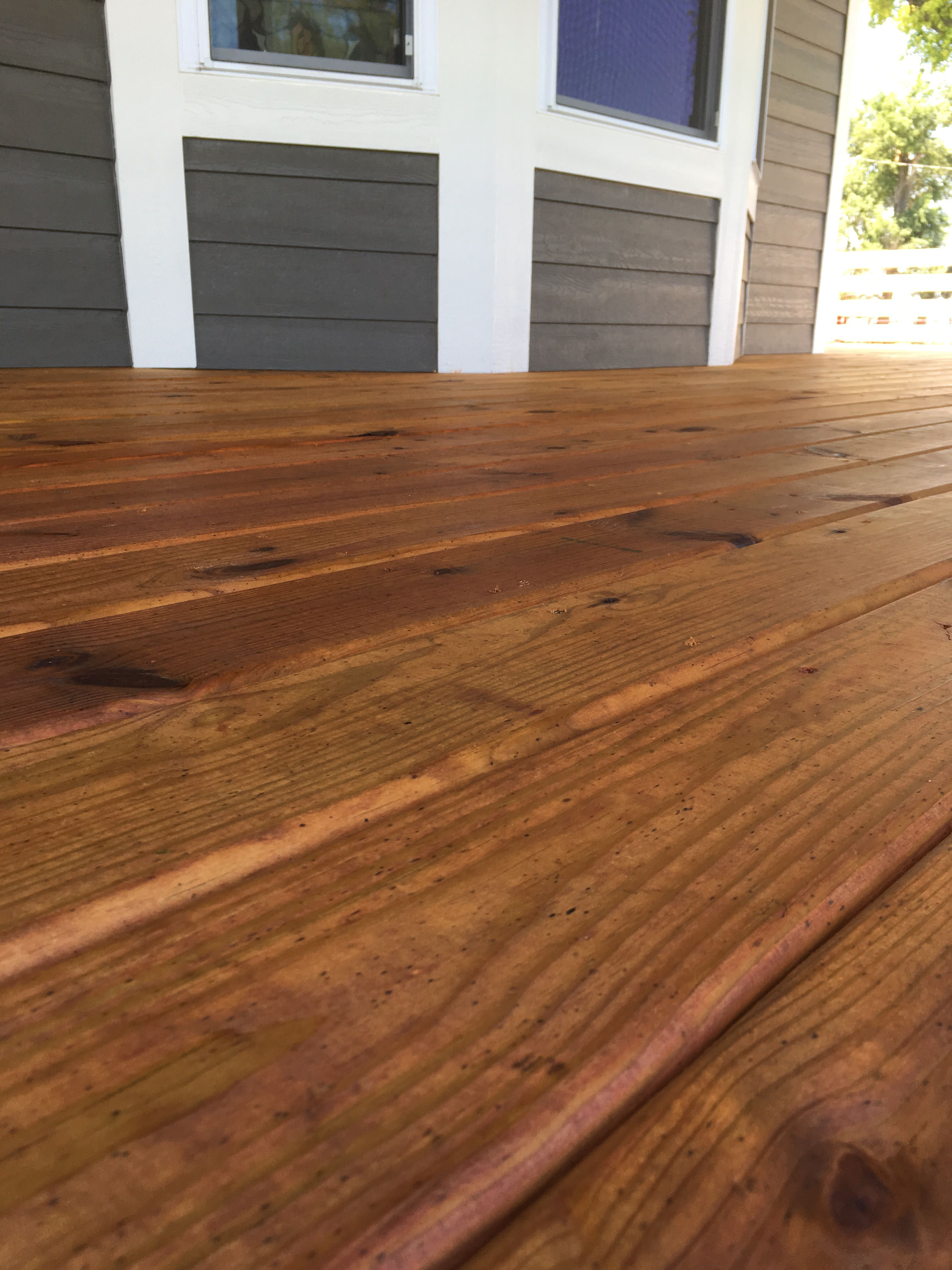Sherwin Williams Superdeck Transparent Oil Redwood Sherwin Williams Deck Stain Staining Deck Deck Stain Colors