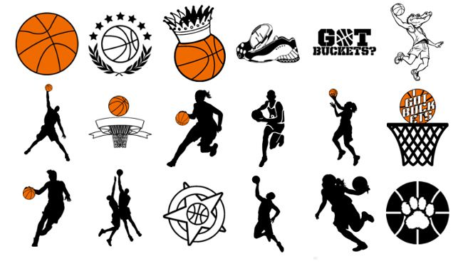 New Basketball Artwork Templates Added To The Site In December