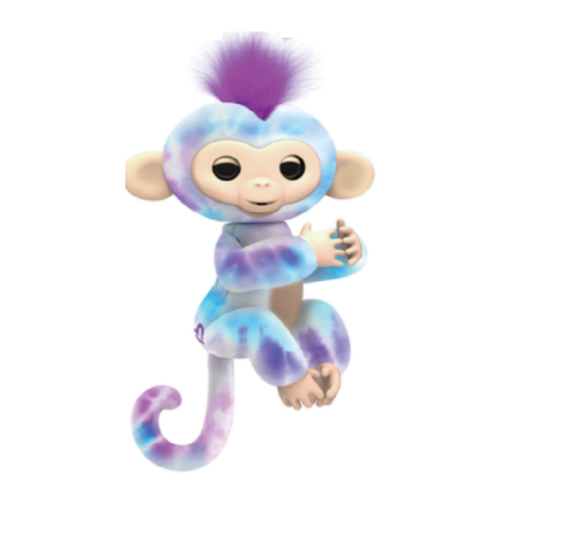 Electronic, Battery & Wind-up Electronic & Interactive Fingerlings Boris Blue Monkey Fingerling New In Box Hot Toy Christmas Selling Well All Over The World