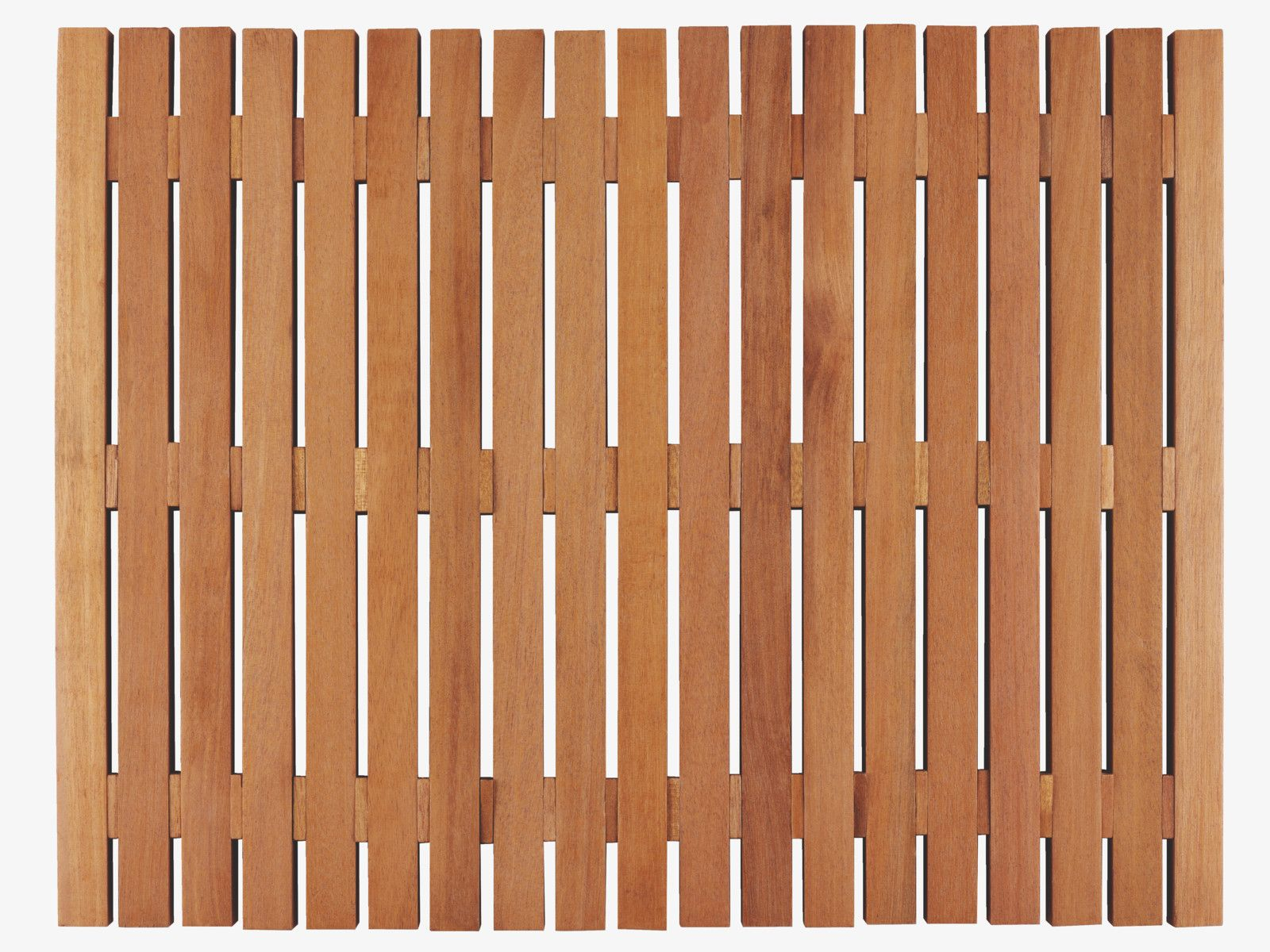PAPUA NATURAL Wood Wooden bath mat Bathroom Accessories