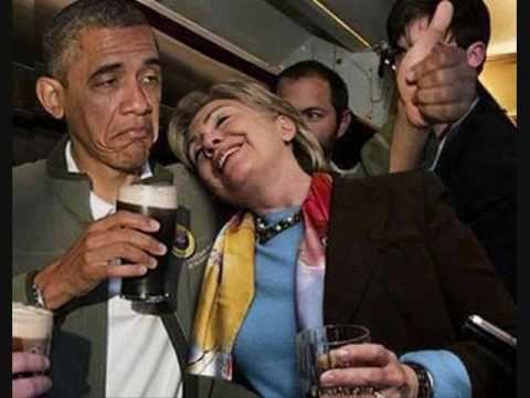 "TODAY: HILLARY CLINTON "" DRUNK "" LIVE ON CNN + Freudian slip ""DRUNK AS A..."