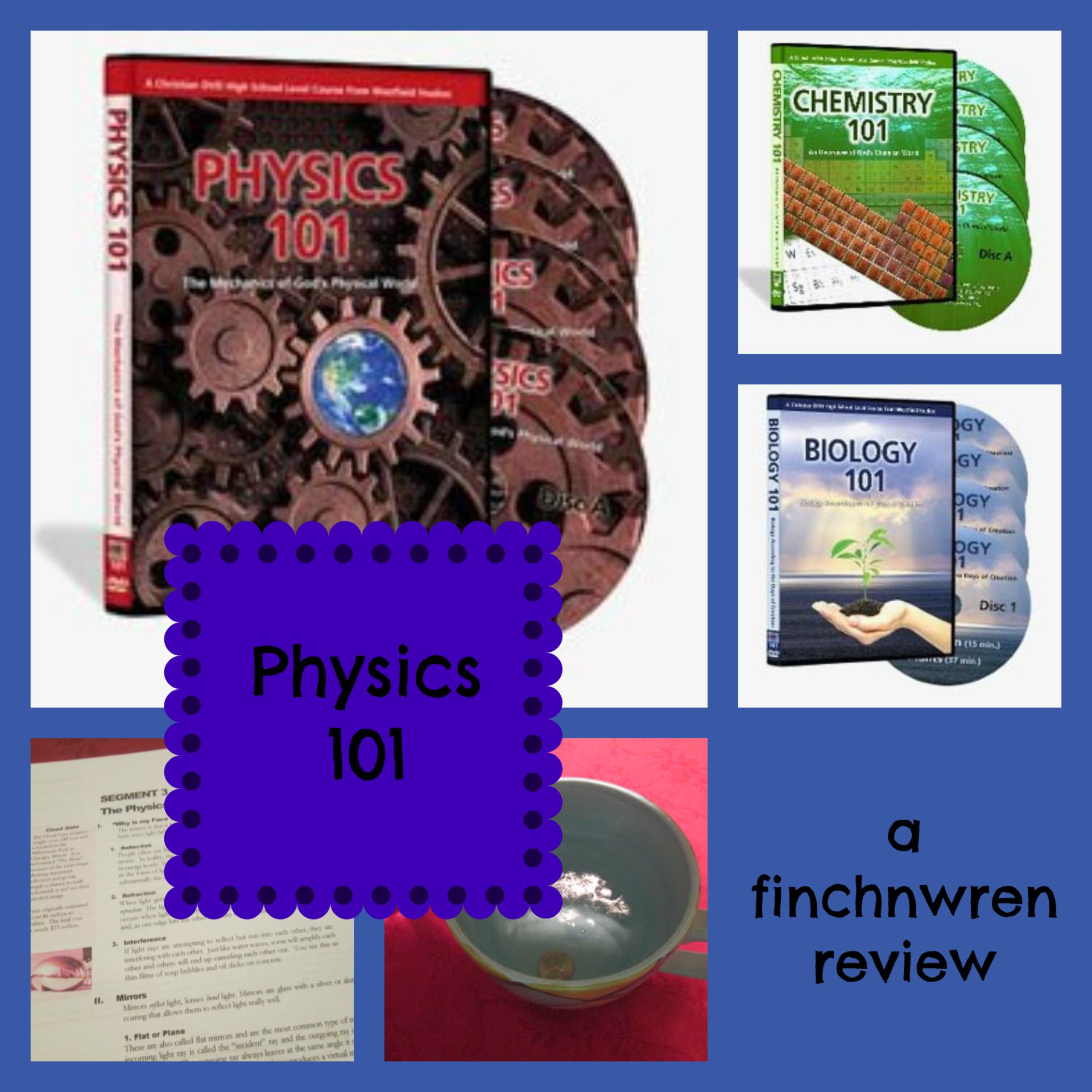 Physics 101 Banner