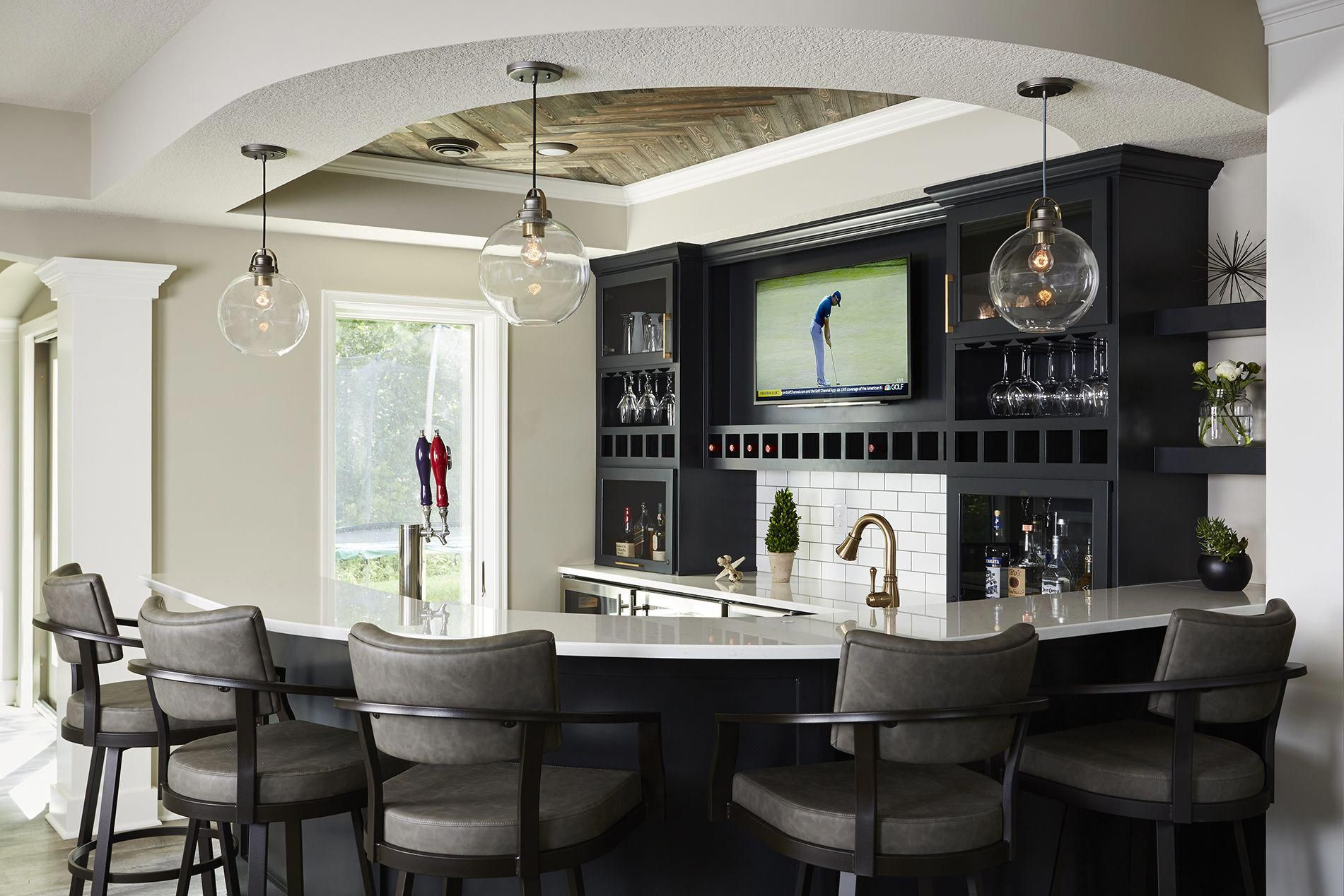 get the details on this stunning basement finish here s on basement bar paint colors id=49012