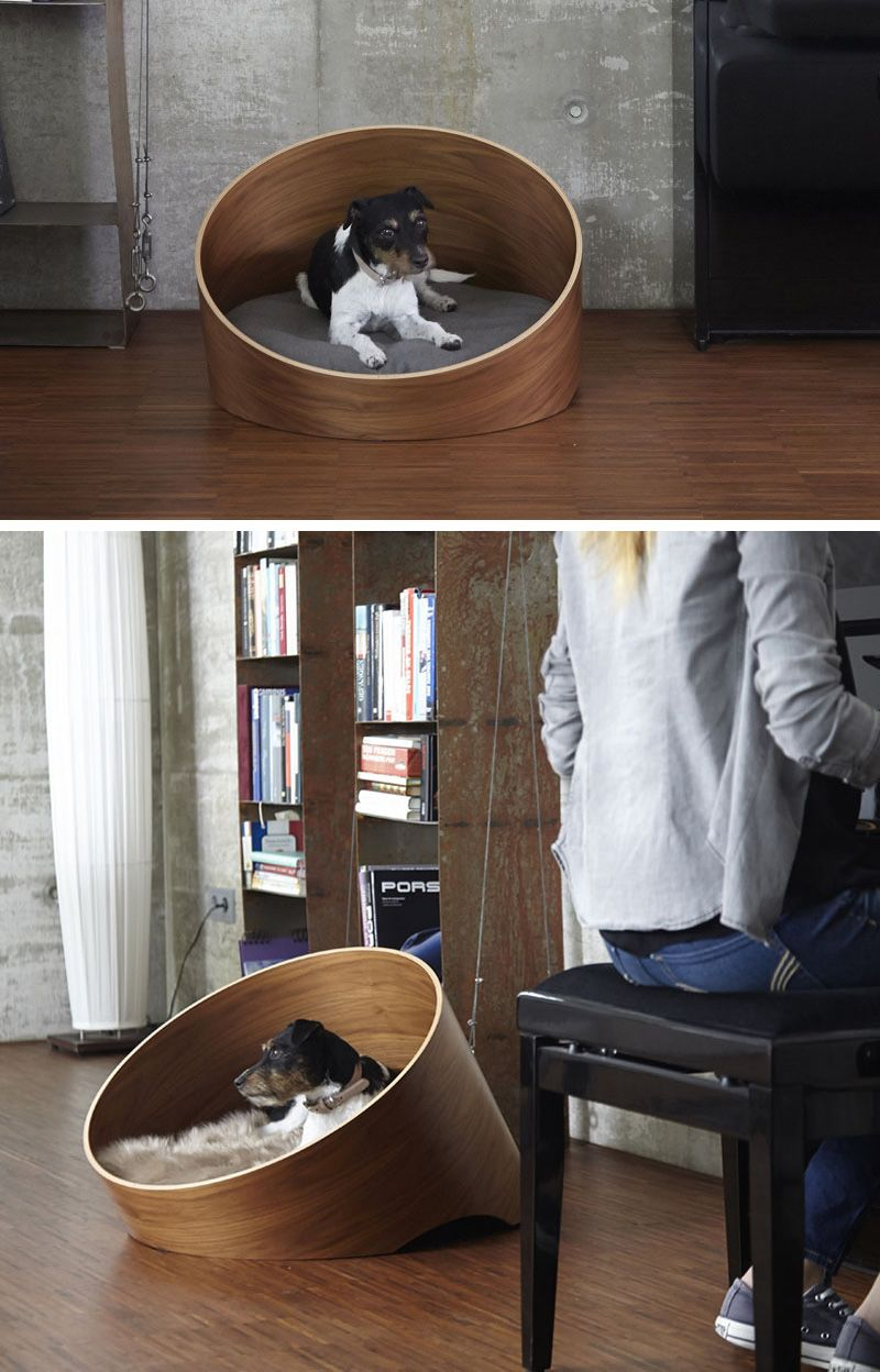 The Covo Dog Bed Keeps Pets Comfortable And Suits Any Modern Interior is part of The Covo Dog Bed Keeps Pets Comfortable And Suits Any Modern - If you're looking for a new pet bed but haven't found anything that suits your interior, take a look at the Covo modern dog bed for inspiration