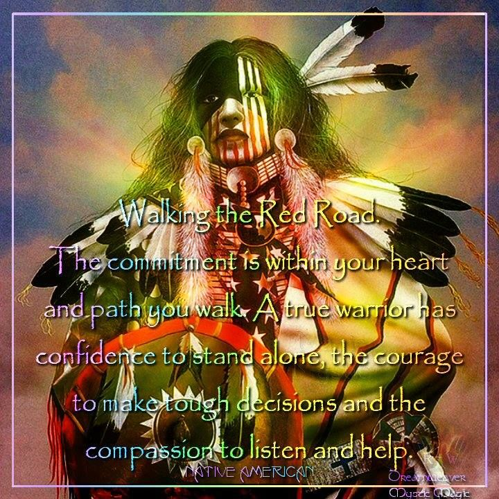 native american beliefs red road - Google Search