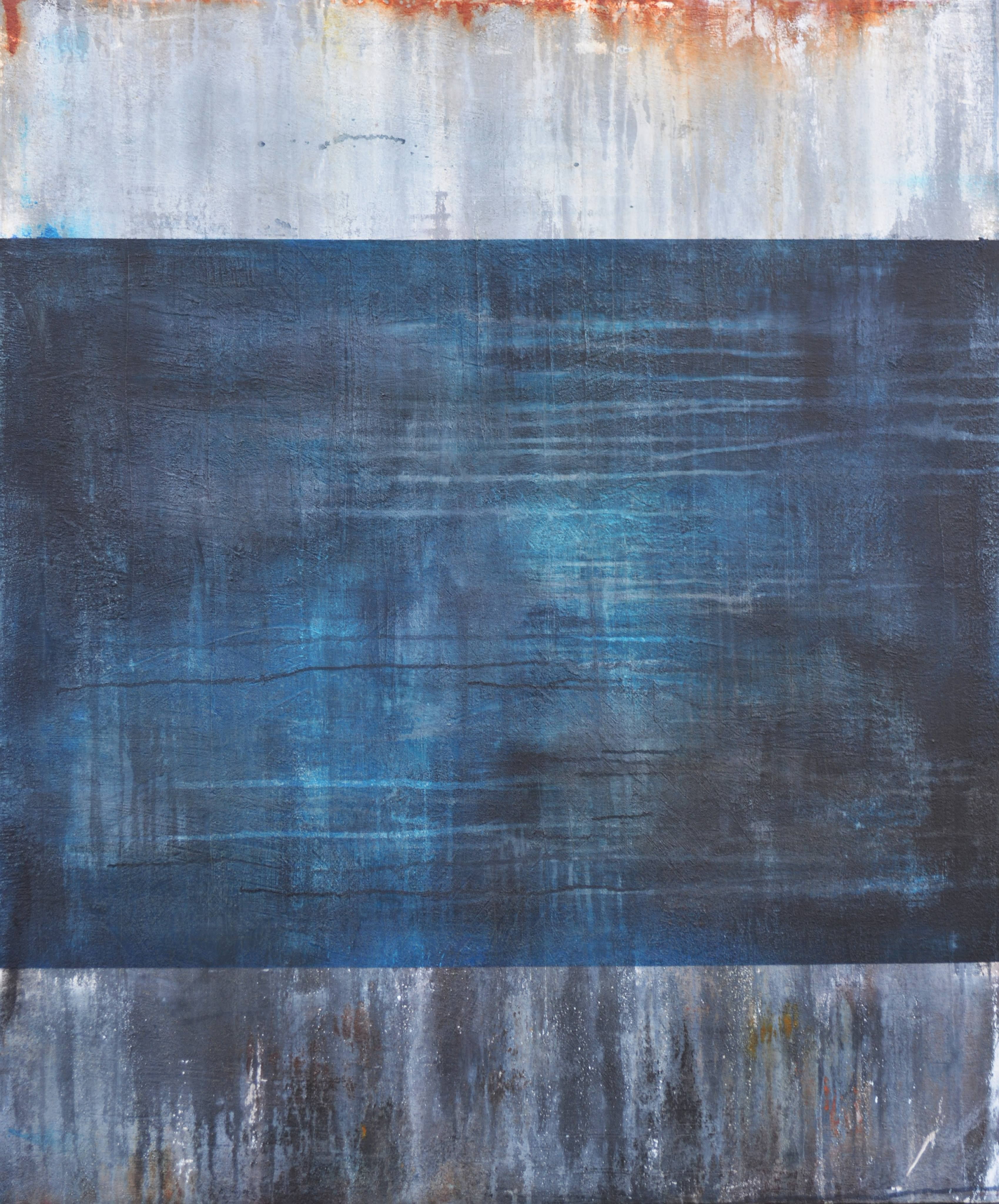 Got the bluesud abstract by heidi rosenfeldt abstract love part