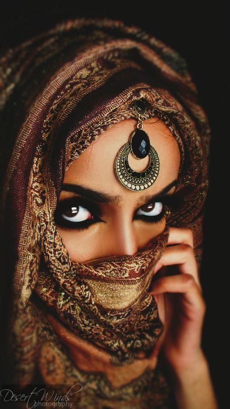 Arabic Eye Makeup: In The Land Where The Ocean Meets The Desert