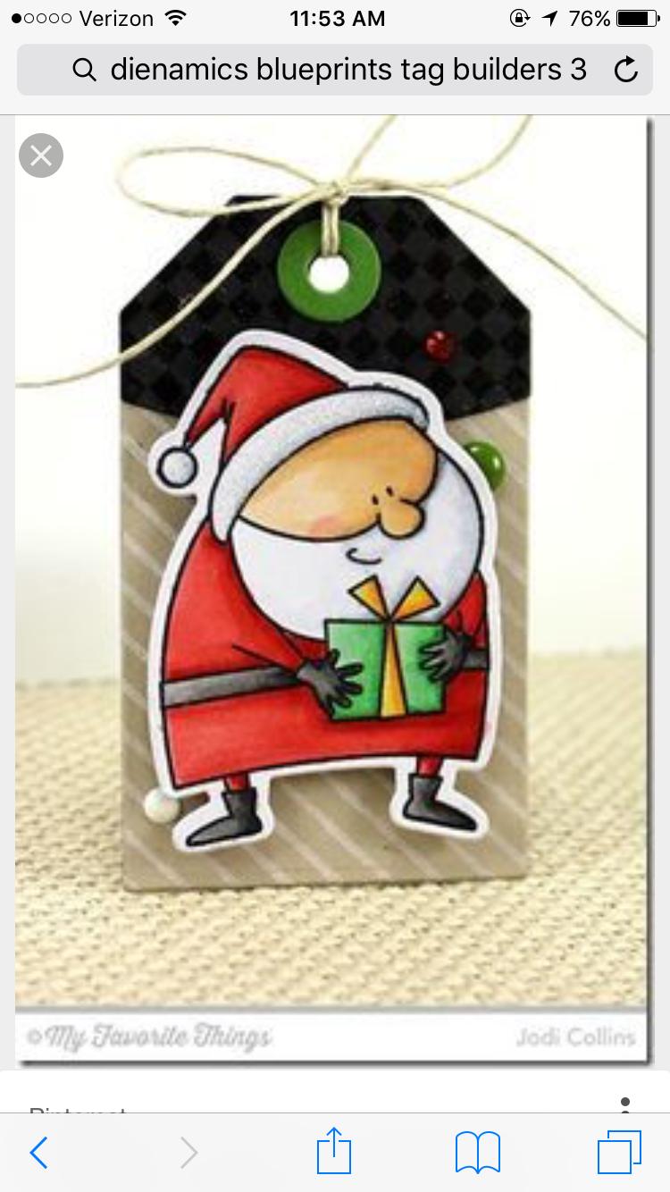 Pin By Kimer On Gift Packaging Ideas Santa Gift Tags Christmas Gift Tags Holiday Gift Tags