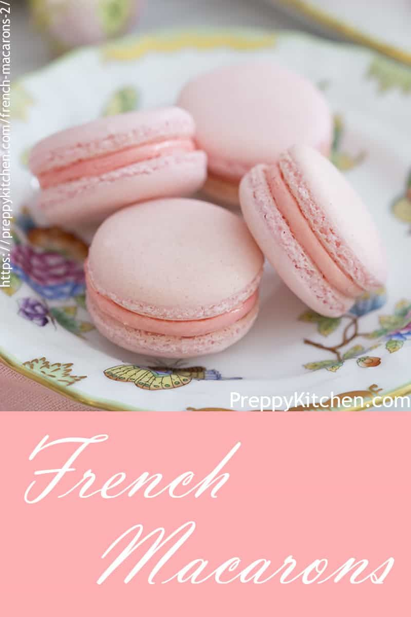 Do You Know How To Make Macaron Its A Very Easy Process And Very Simple To Make The Results Are Fl Macaroon Recipes Macaron Recipe Strawberry Macarons Recipe