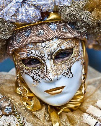 Venice mask.