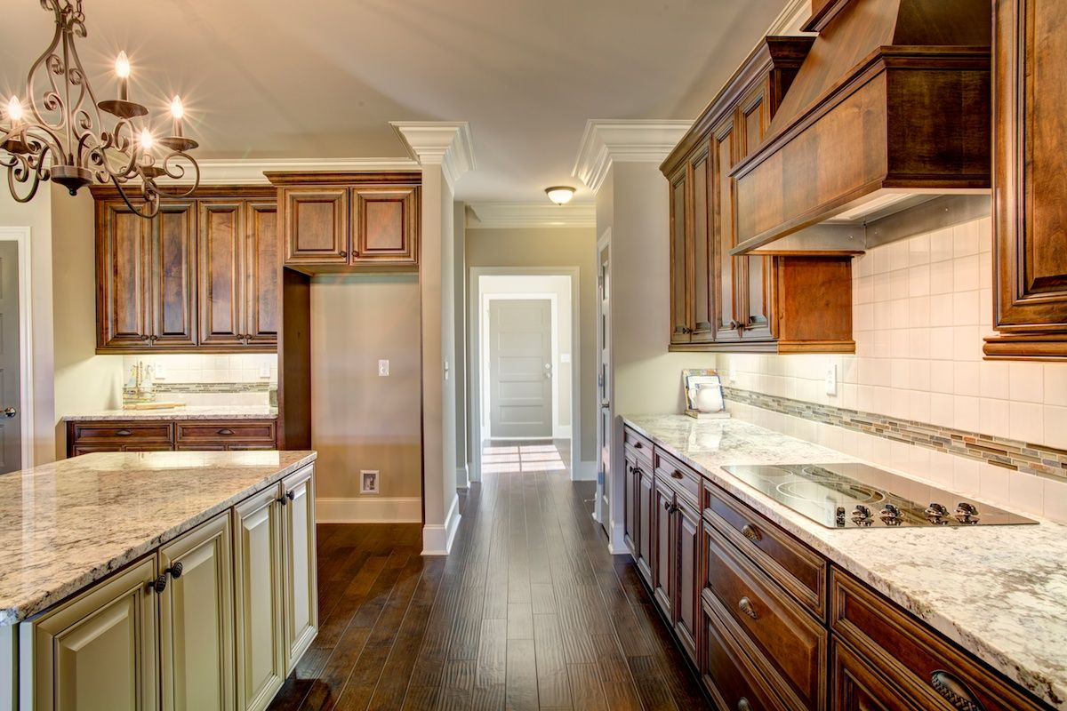 Pin On Kitchens By Jeff Benton Homes