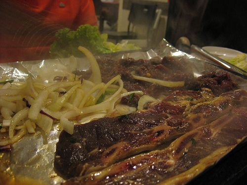 Pleasing Img 3542 Eating Singapore Korean Bbq Buffet Korean Bbq Bbq Interior Design Ideas Gentotryabchikinfo