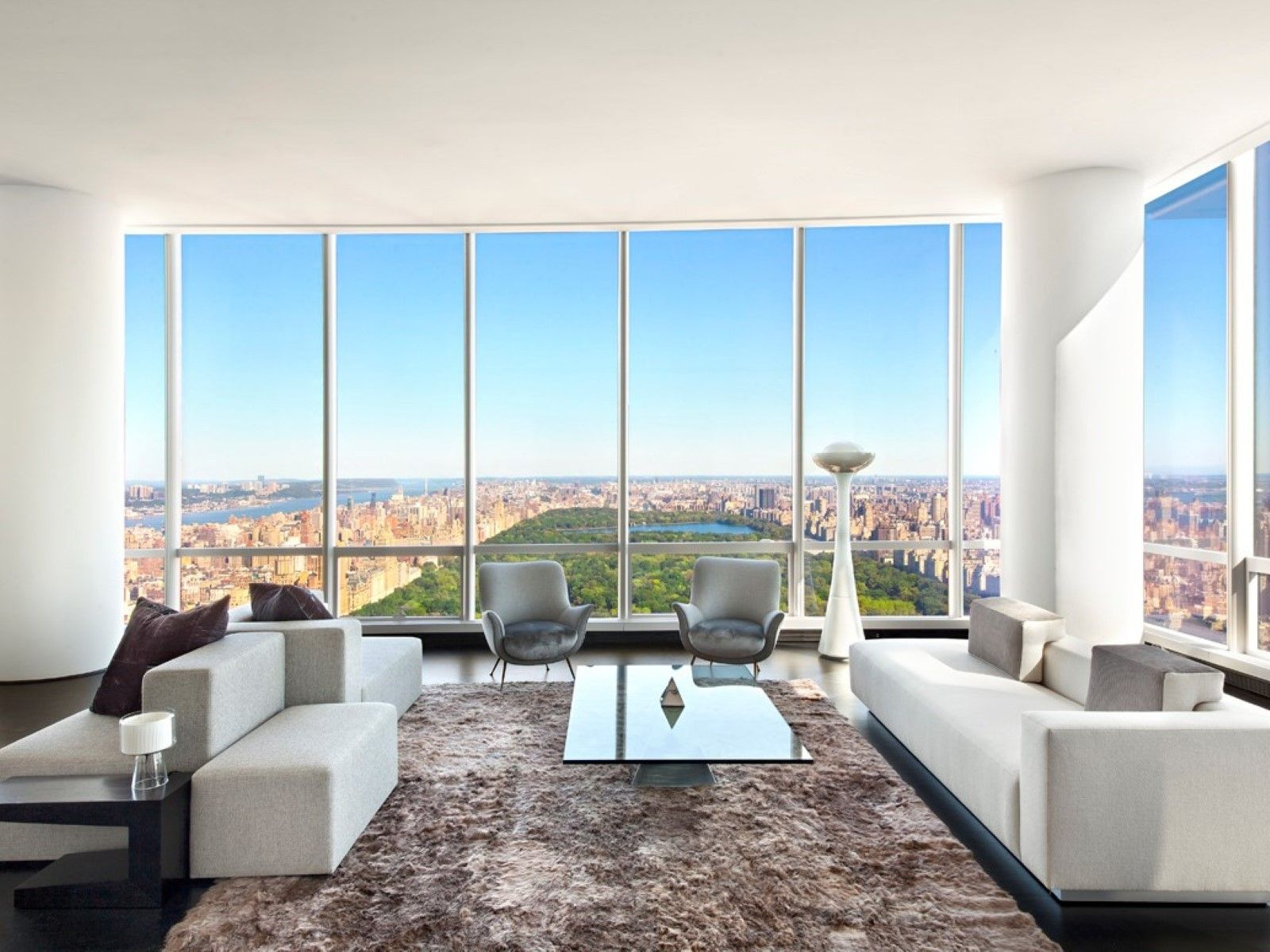 One57 central park new york for Central park penthouses for sale
