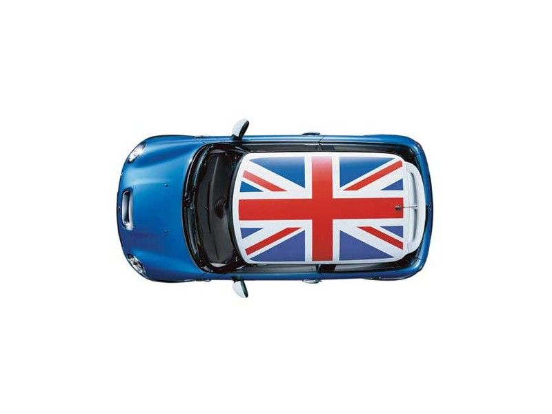 Image Result For BRITISH FLAG MINI COOPER CDER - Bmw mini roof decals