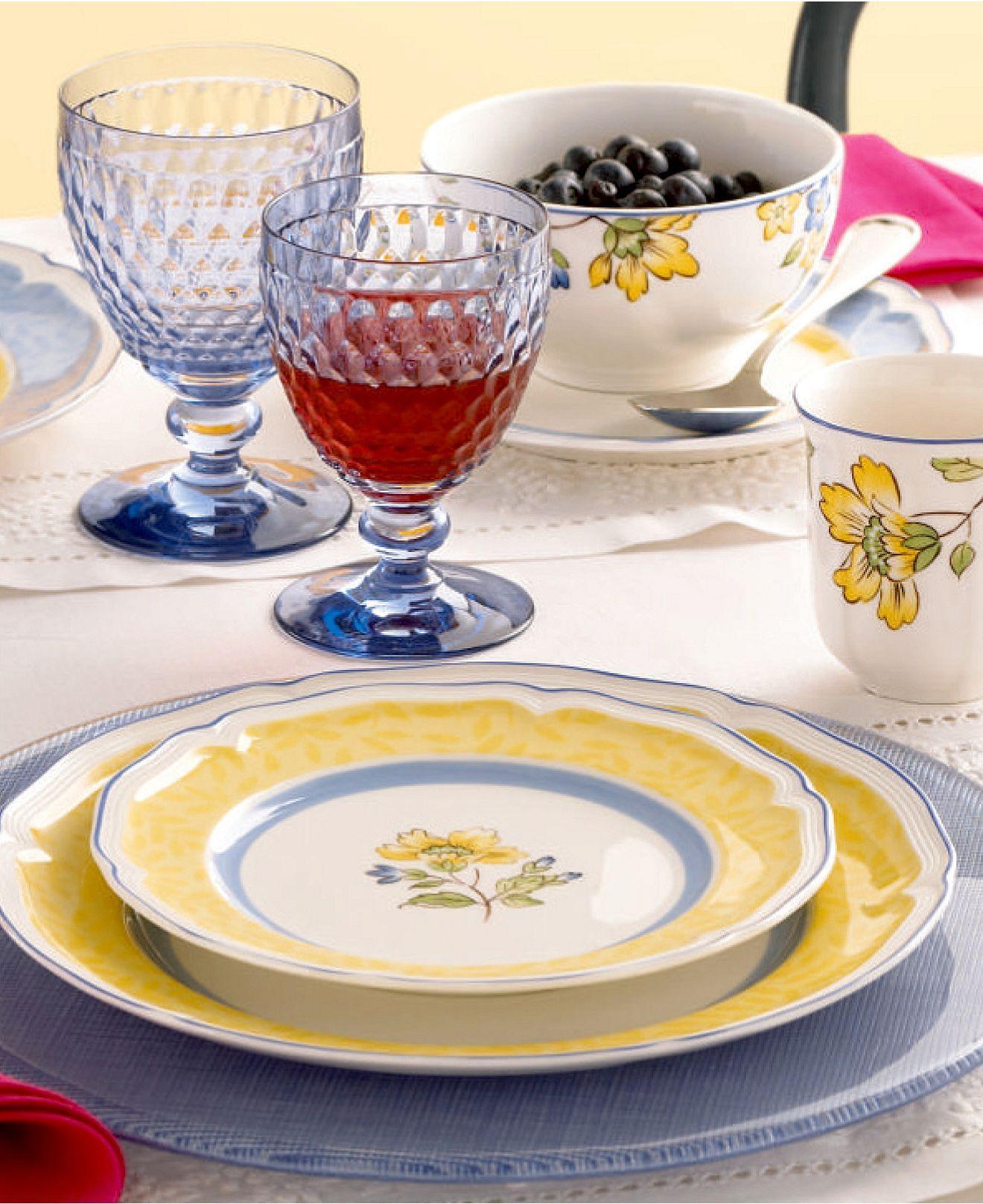 Villeroy u0026 Boch Toscana Dinnerware Collection - Casual Dinnerware - Dining u0026 Entertaining & Villeroy u0026 Boch Toscana Dinnerware Collection - Casual Dinnerware ...