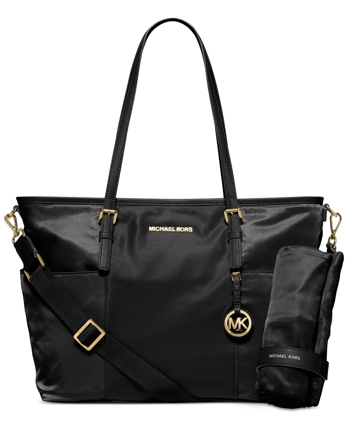 81566be5705a MICHAEL Michael Kors Jet Set Large Pocket Diaper Bag - Michael Kors  Handbags - Handbags & Accessories - Macy's