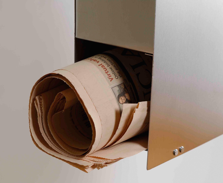 Bravios Briefkasten zeitungen haben auch einen eigenen platz bei dem modell manhattan