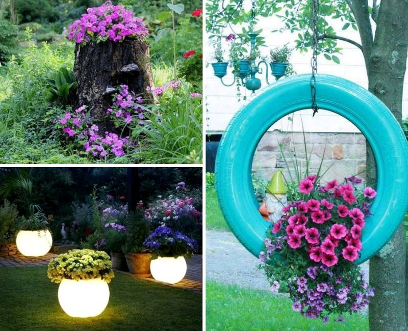of House Flower Bed Ideas That'll Bring Your Home to Life These front of house flower bed ideas are perfect for adding color to your front yard. Here are some of the best flower bed color schemes!These front of house flower bed ideas are perfect for adding color to your front yard. Here are some of the best flower bed color schemes!