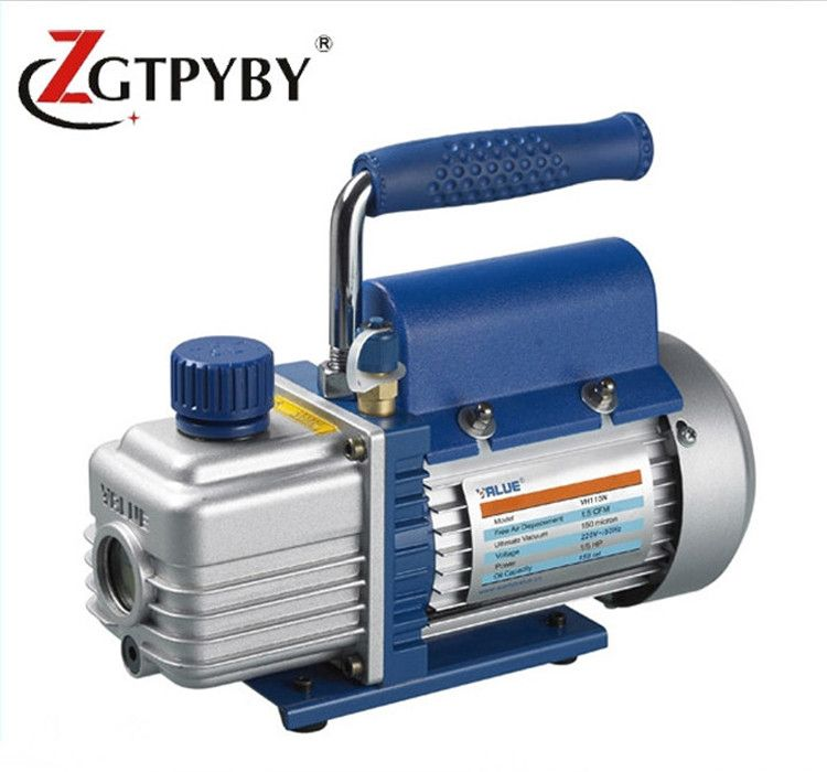Awesome Mini Vacuum Pump Rotary Vane Vacuum Pump Small Vacuum Pump Price High  Pressure Vacuum Pump #