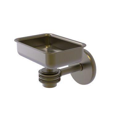 Allied Brass Satellite Orbit One Soap Dish Finish: Antique Brass